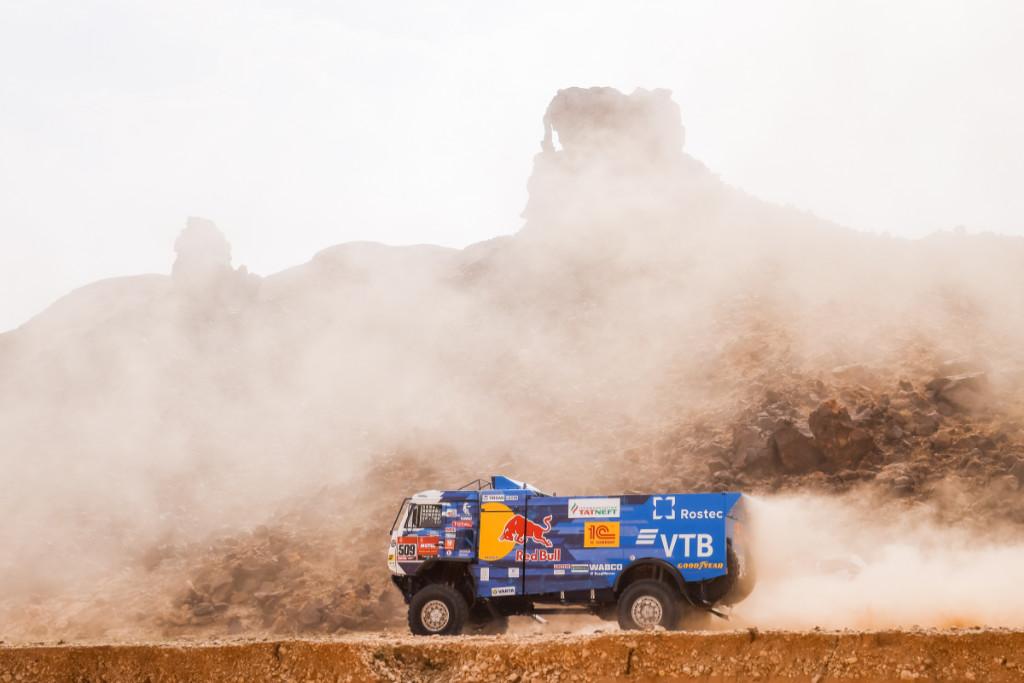 Ajrat Mardějev, Dakar 2021