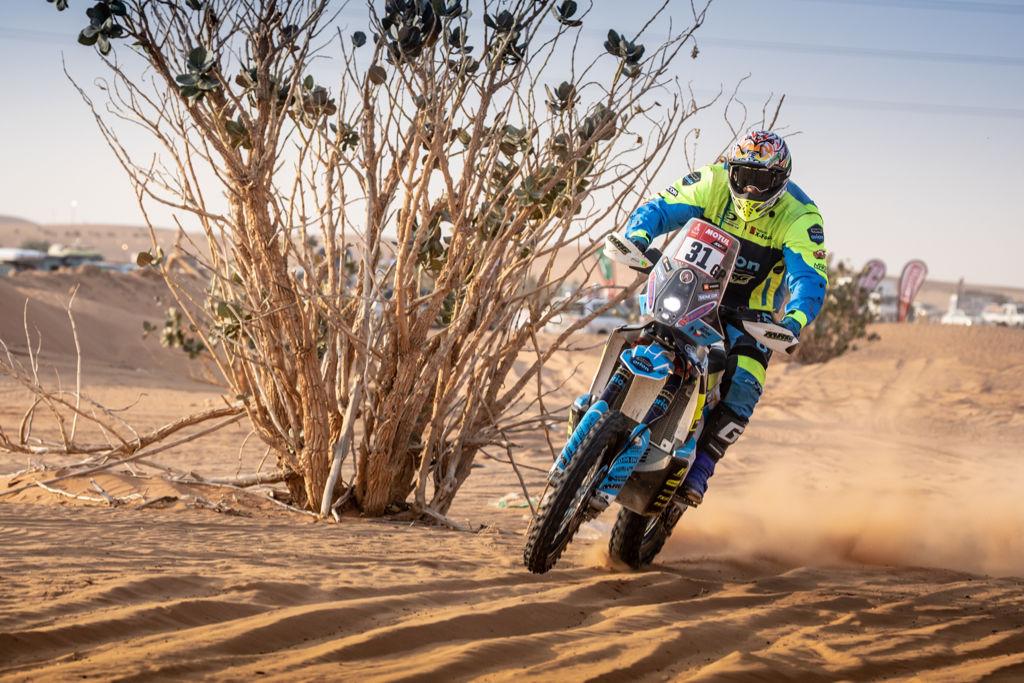 Martin Michek, Dakar 2021