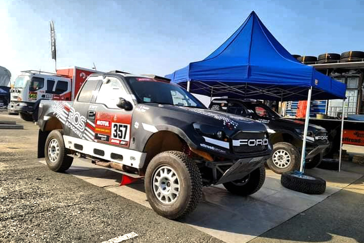 Ford Raptor, Offroadsport