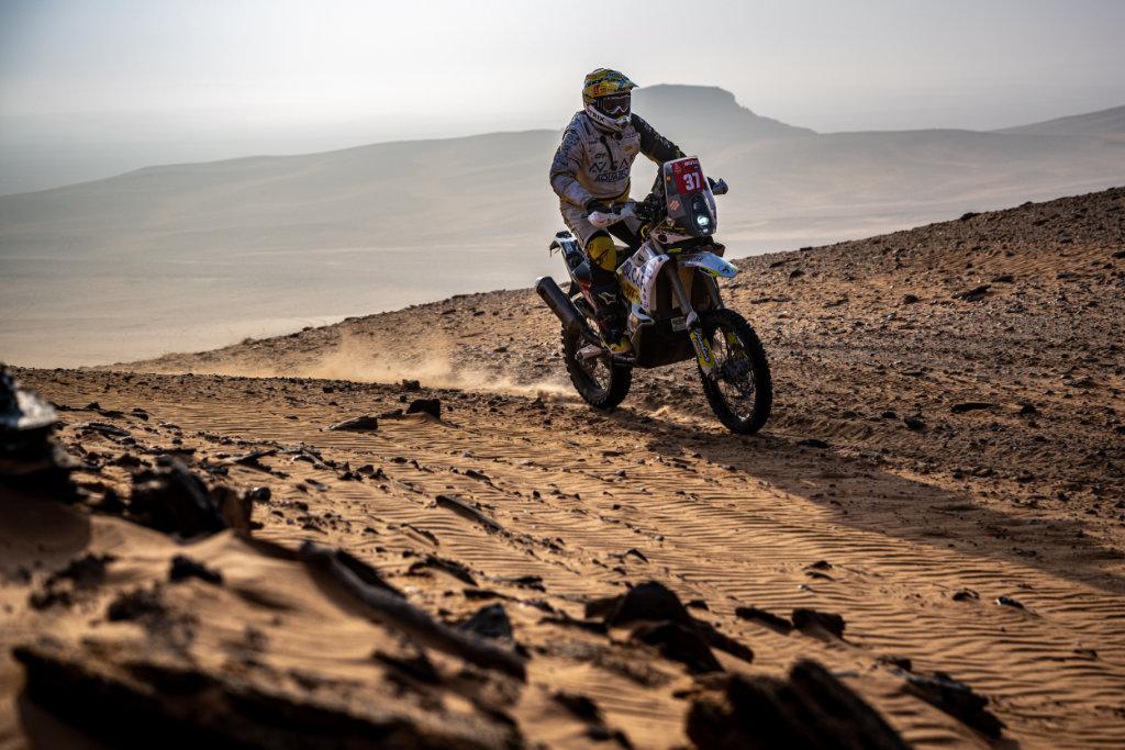David Pabiška, Dakar 2021