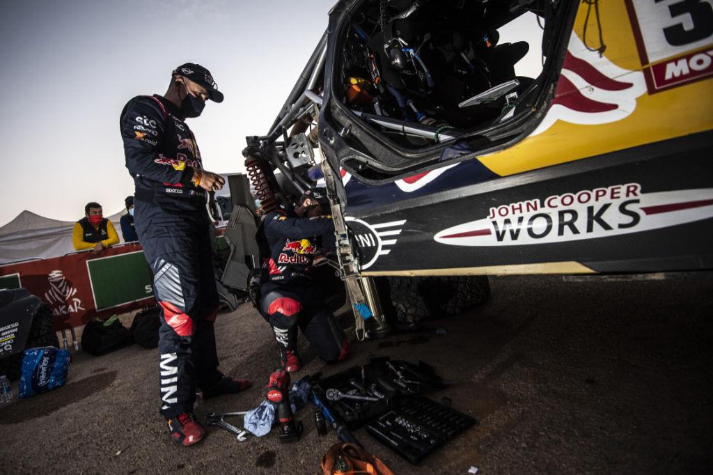 Stéphane Peterhansel, Dakar 2021