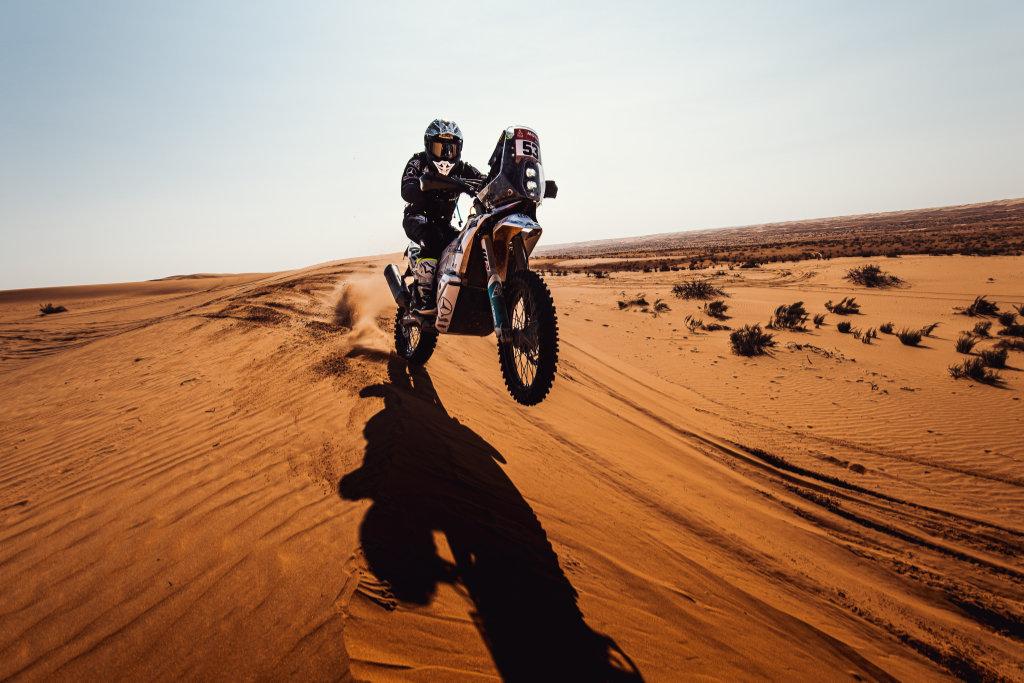 Libor Podmol, Dakar 2021