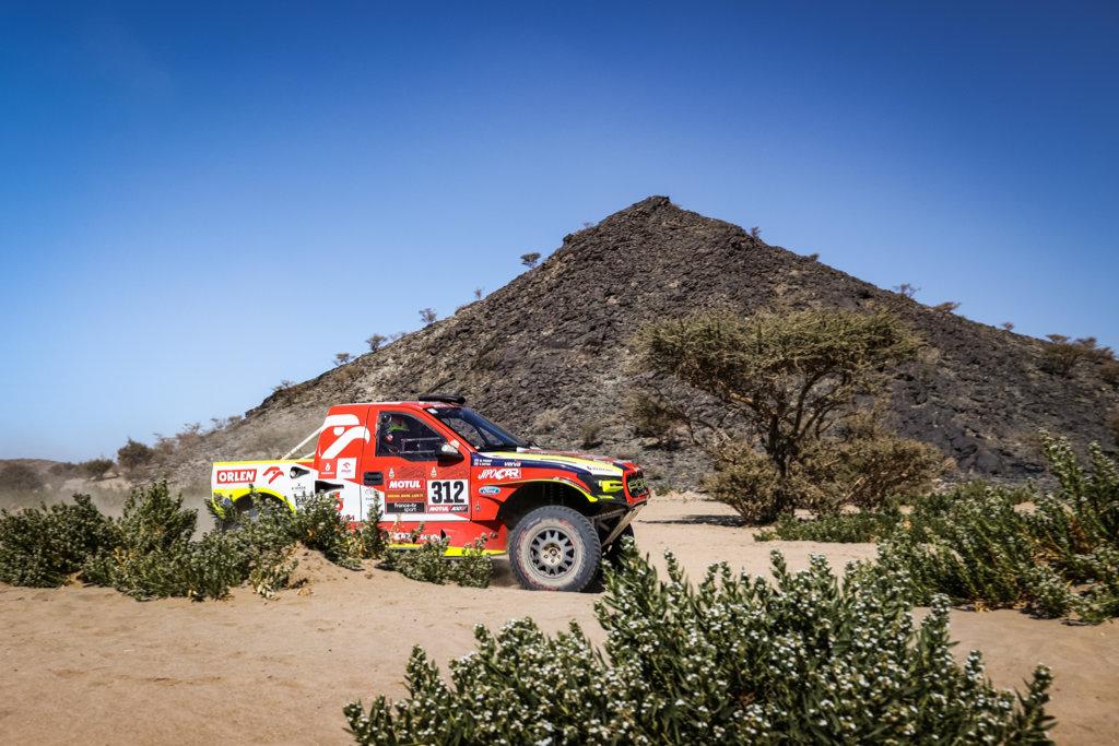 Martin Prokop, Dakar 2021