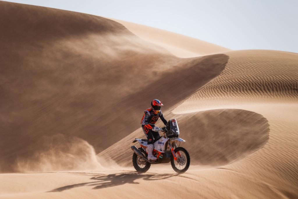 Daniel Sanders, Dakar 2021