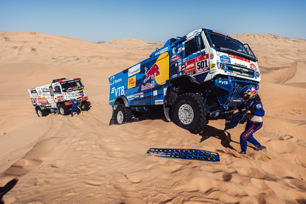 Anton Šibalov & Martin Šoltys, Dakar 2021