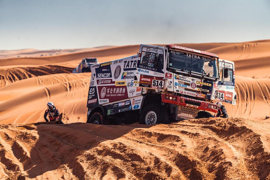 Martin Šoltys, Dakar 2021