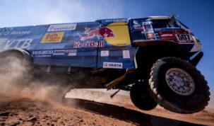 Dmitrij Sotnikov, Dakar 2021