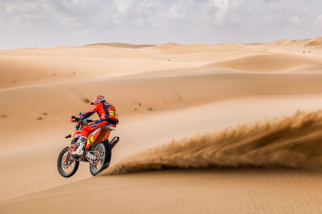 Sam Sunderland, Dakar 2021