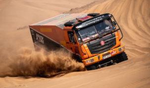 Tomáš Tomeček, Dakar 2021