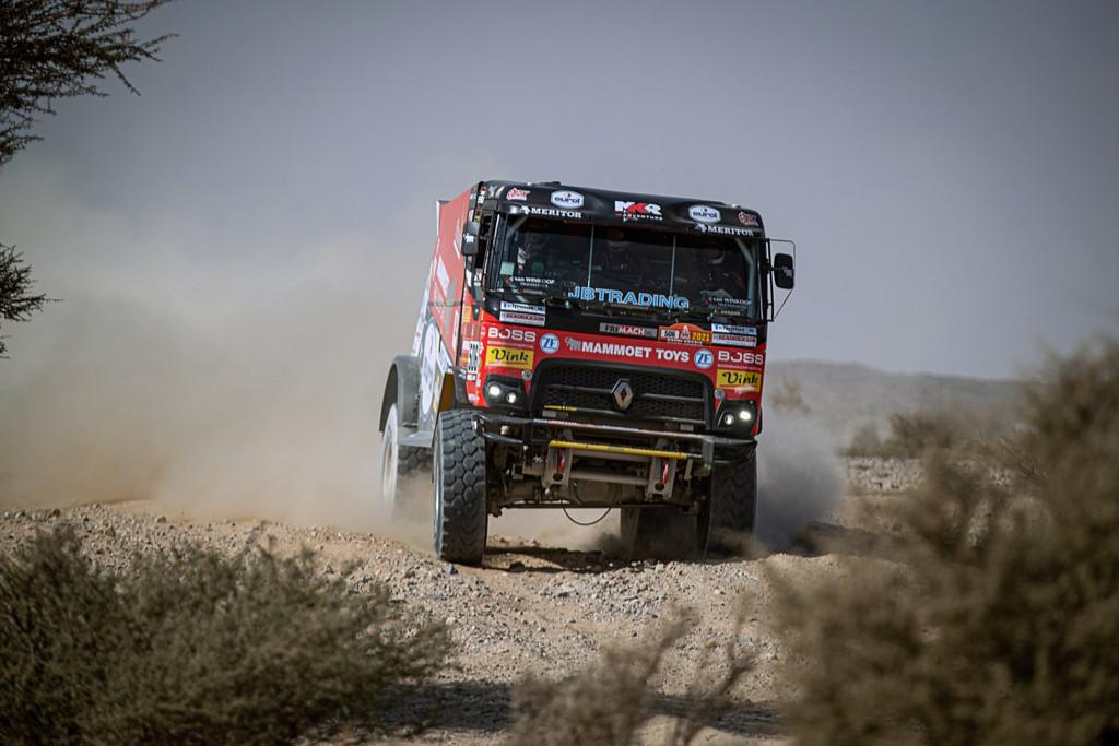 Martin van den Brink, Dakar 2021