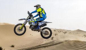Martin Michek, Dubai Baja 2021