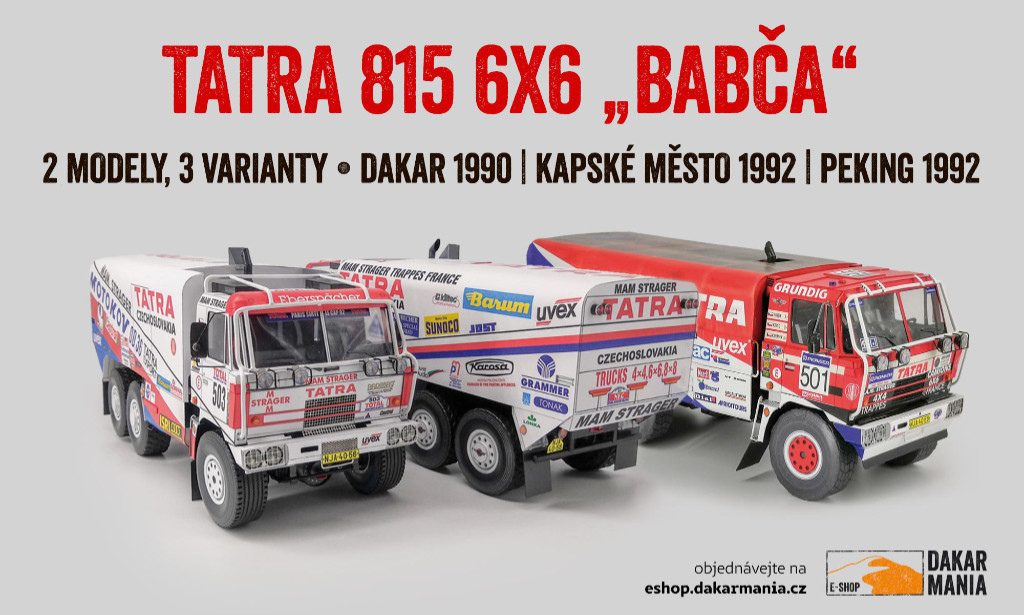 "Tatra 815 6x6 ""Babča"", Vimos Publishing"