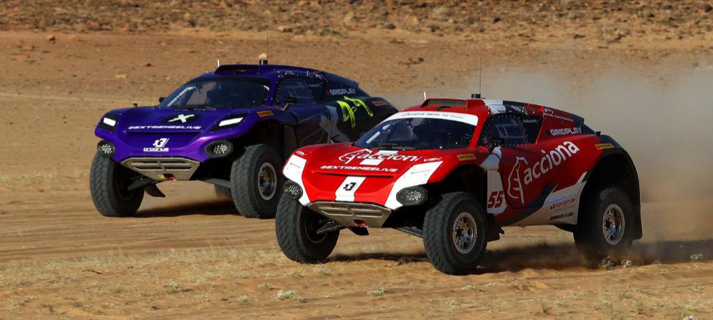 Acciona Sainz XE Team, Desert X Prix 2021
