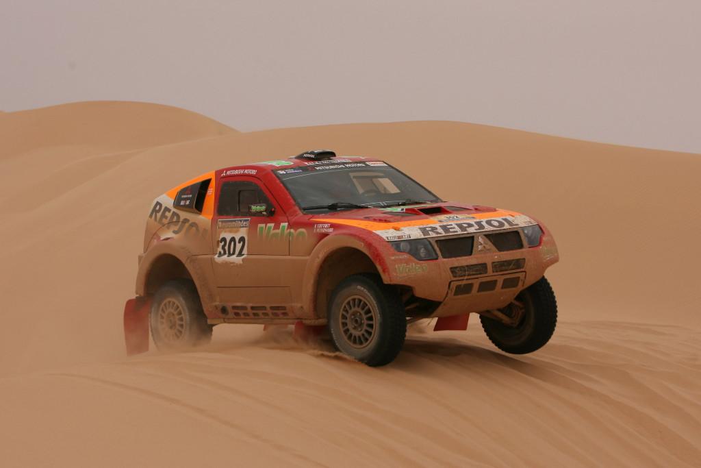 Stéphane Peterhansel, Dakar 2007