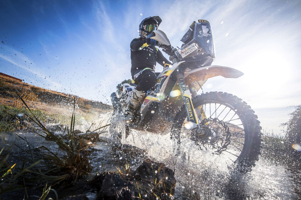 Jan Brabec, Andalucía Rally 2020