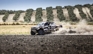 Nasser Al-Attiyah, Andalucía Rally 2021