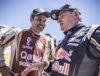 Nasser Al-Attiyah & Carlos Sainz, Andalucía Rally 2021