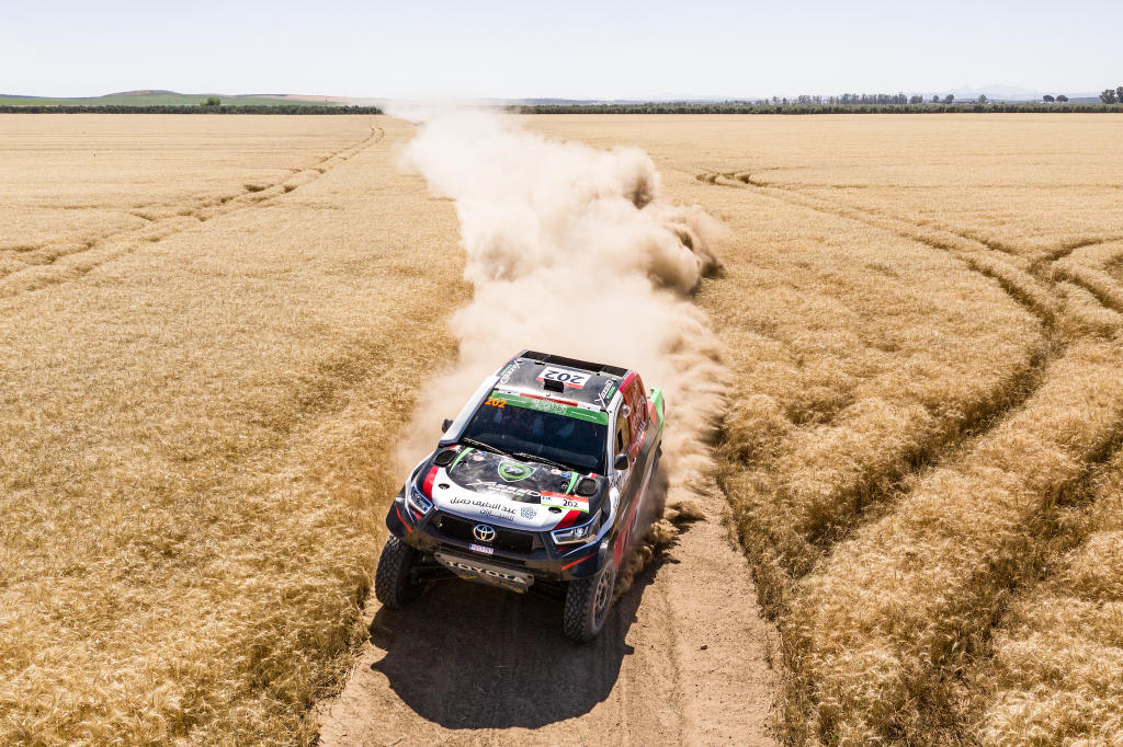 Yazeed Al-Rajhi, Andalucía Rally 2021