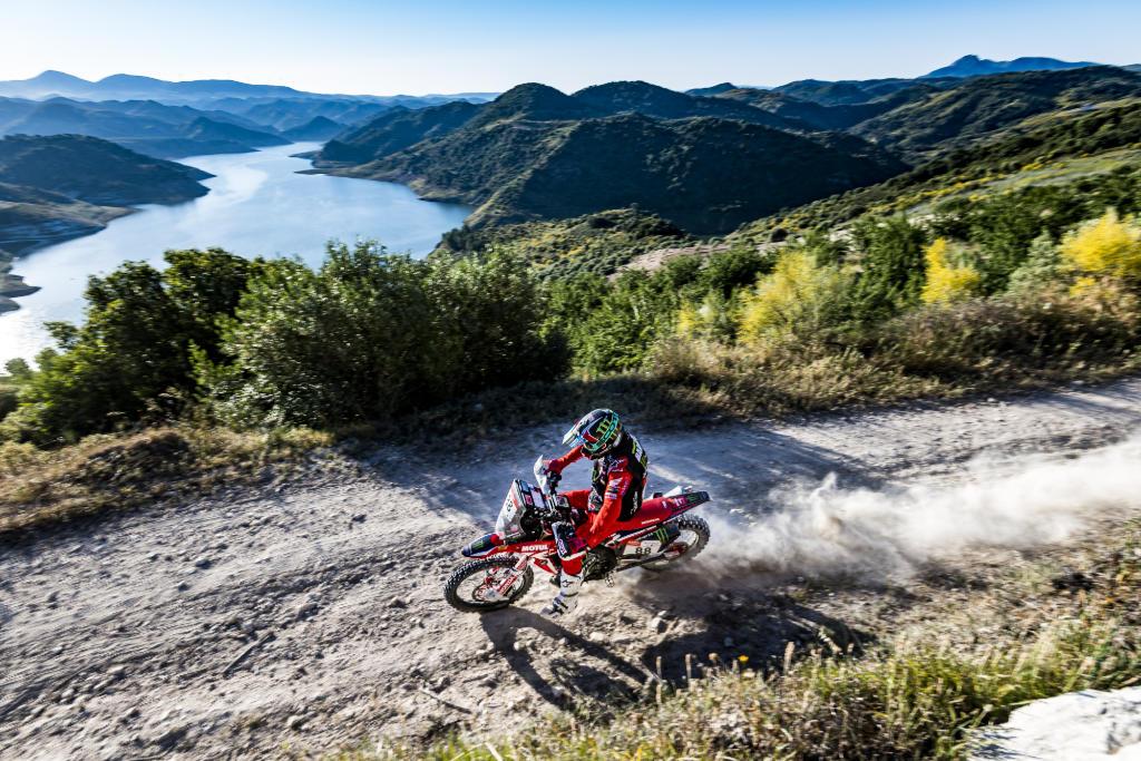 Joan Barreda, Andalucía Rally 2021