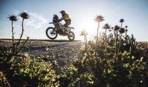 Jan Brabec, Andalucía Rally 2021