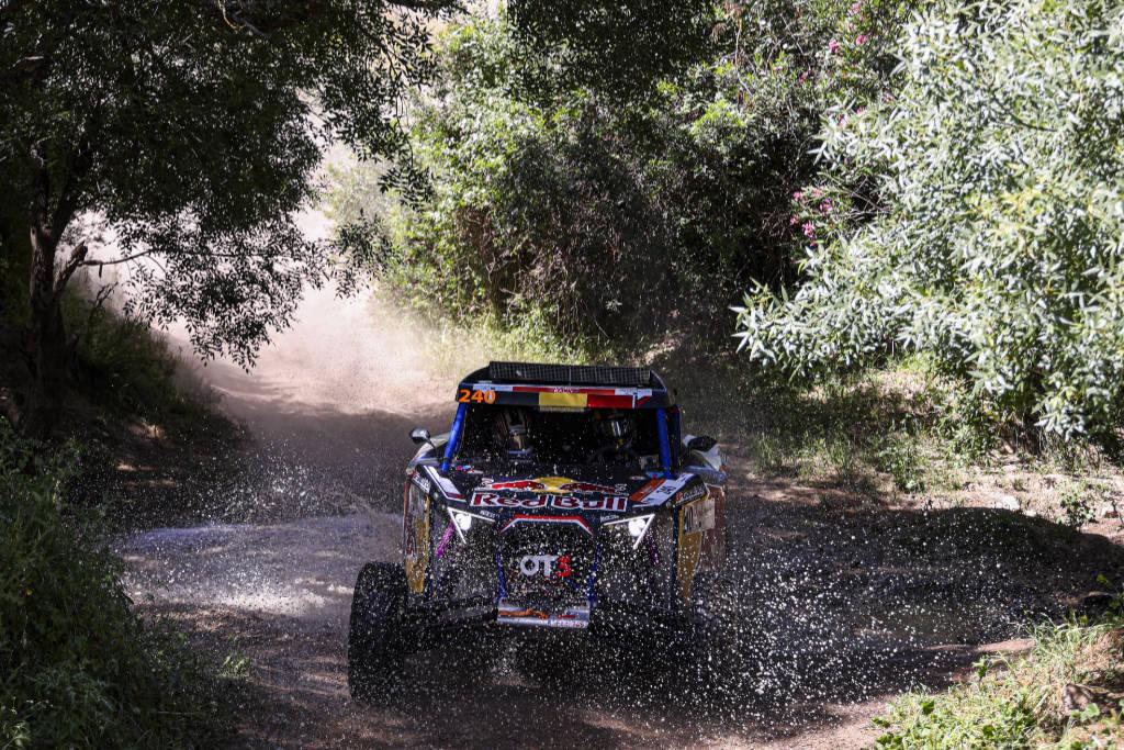 Guillaume De Mevius, Andalucía Rally 2021