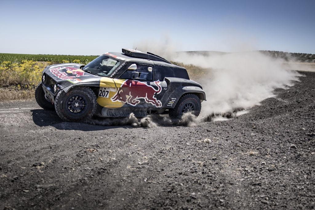 Mattias Ekström, Andalucía Rally 2021