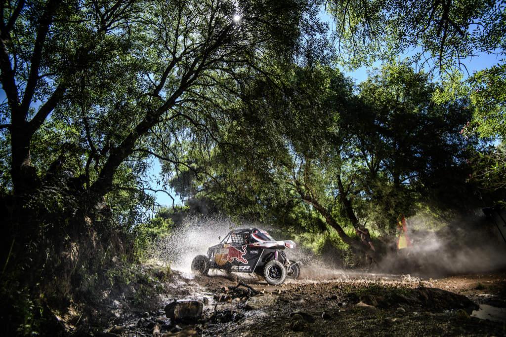 Cristina Gutiérrez, Andalucía Rally 2021
