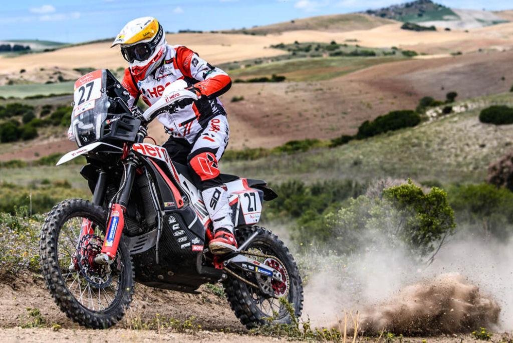 Joaquim Rodrigues, Andalucía Rally 2021