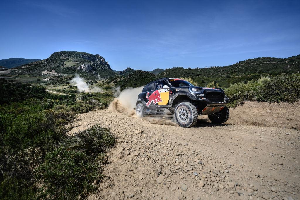 Carlos Sainz, Andalucía Rally 2021