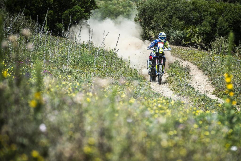 Lorenzo Santolino, Andalucía Rally 2021