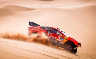 Sébastien Loeb, Dakar 2021