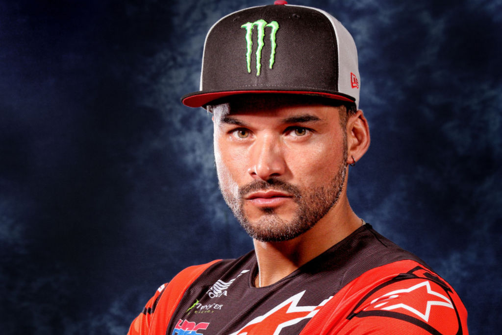 Pablo Quintanilla, Monster Energy Honda Team