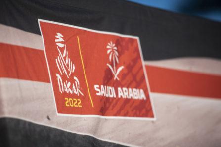 Dakar 2022, logo