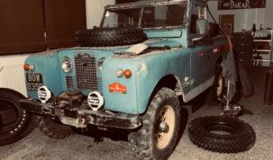 Land Rover, Dušan Randýsek
