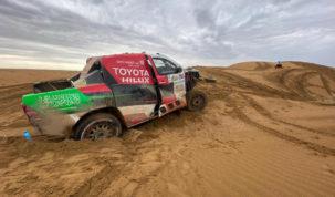 Yazeed Al-Rajhi, Rally Kazakhstan 2021