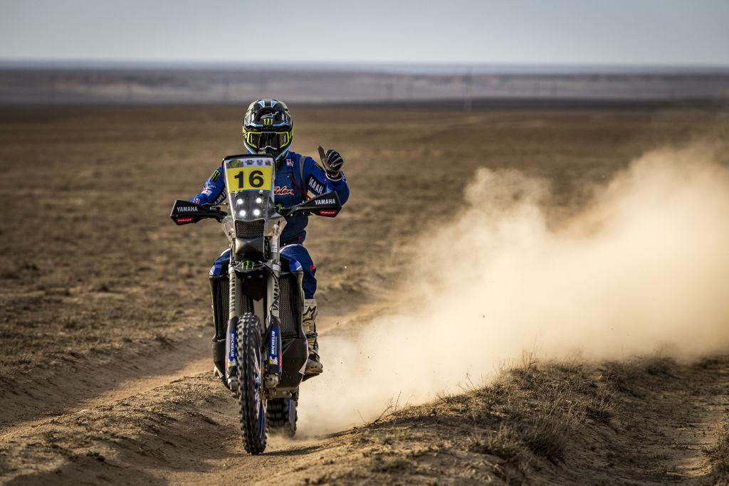 Ross Branch, Rally Kazakhstan 2021