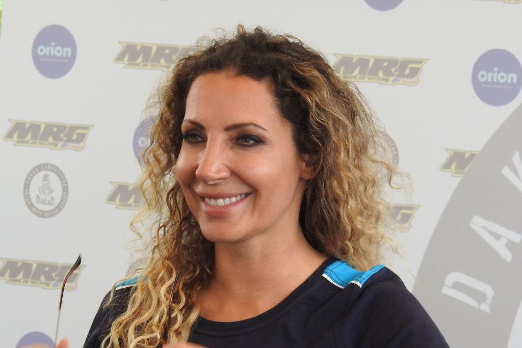 Olga Lounová míří na Dakar Classic 2022