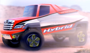 Hino 600 Hybrid