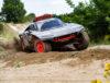 Audi RS Q e-tron, testování