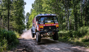 Martin van den Brink, Silk Way Rally 2021