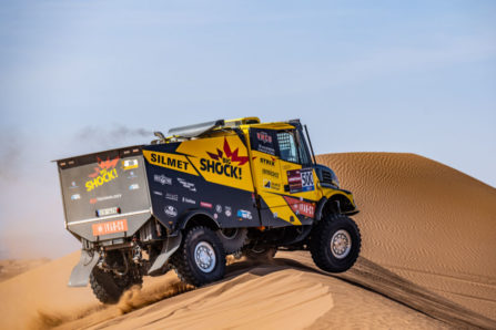 Martin Macík, Rallye du Maroc 2021