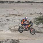 Sam Sunderland, Dakar 2019
