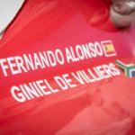 Fernando Alonso, první test 2019