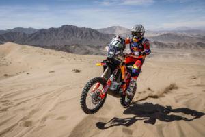 Luciano Benavides, Atacama Rally 2019