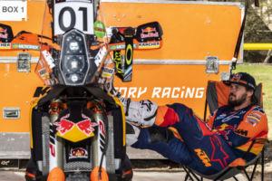 Toby Price, Atacama Rally 2019