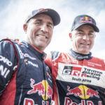 Stéphane Peterhansel & Giniel de Villiers