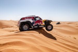 Carlos Sainz, Rallye du Maroc 2019