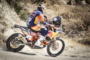 Sam Sunderland, Rallye du Maroc 2019