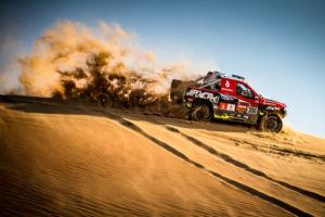 Martin Prokop, test Abu Dhabi 2019