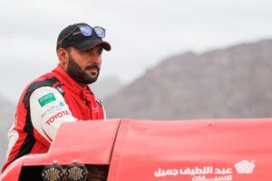 Yazeed Al-Rajhi, Dakar 2020